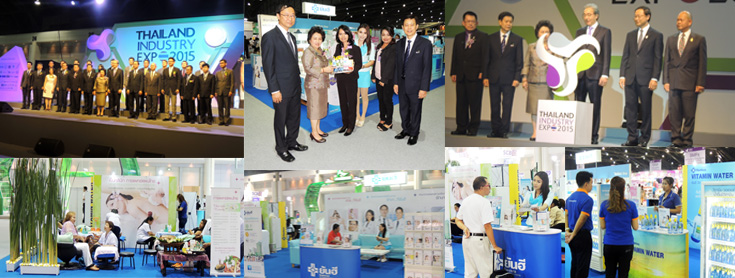 Thailand Industry Expo 2015