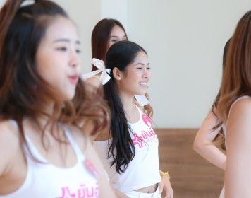 บรรยากาศการถ่ายทำ MV เพลงสวยสั่งได้