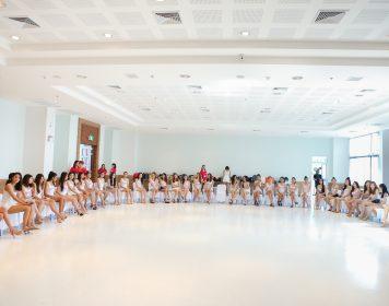 Workshop สาวงามผู้เข้ารอบ 50 คนแรก