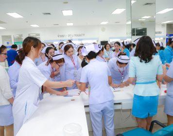 กิจกรรมวันพยาบาลแห่งชาติ